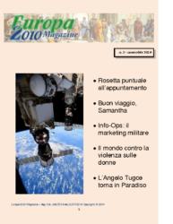 Europa2010 Magazine N.3