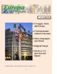 Europa2010 Magazine N.6