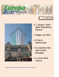 Europa2010 Magazine N.7