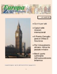 Europa2010 Magazine N.8