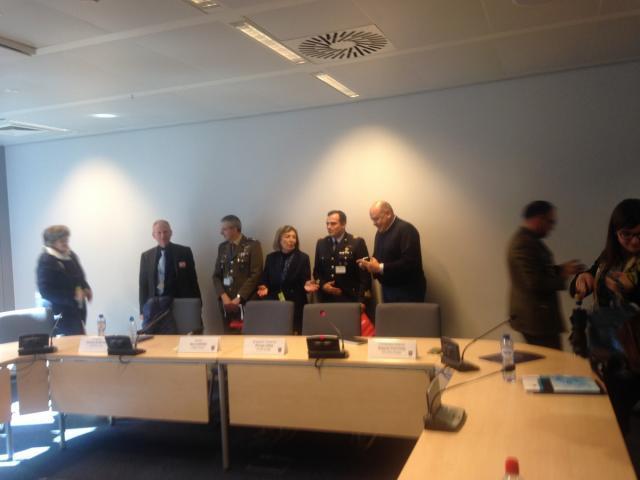 EUMS-European Union Military Staff.