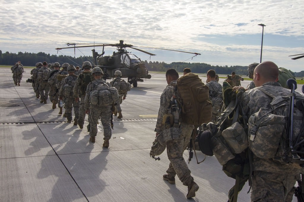 """""""Steadfast Javelin II proves NATO strong, ready"""" by The U.S. Army is licensed under CC BY 2.0"""
