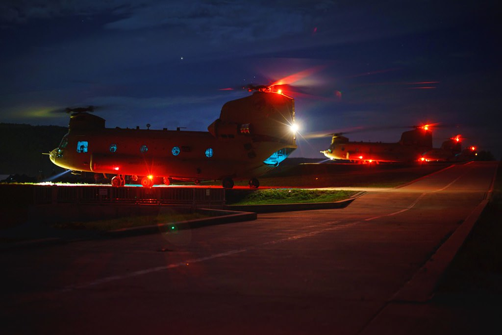 """""""Out of the Darkness ..."""" by The U.S. Army is licensed under CC BY 2.0"""