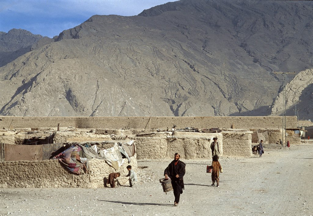 """""""Afghan Refugees in Pakistan"""" by United Nations Photo is licensed under CC BY-NC-ND 2.0"""